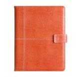 Teczka OLIMP pomarańczowa, materiał pvc, kolor pomarańczowy 07019-07