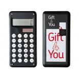 Kalkulator – puzzle, materiał tworzywo, kolor czarny 09034
