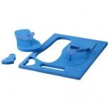 Klapki plażowe Niebieski 10024302