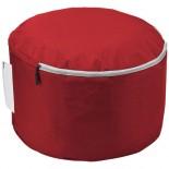 Nadmuchiwana pufa Ottoman Czerwony 10031702