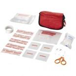 Zestaw pierwszej pomocy 20 części Czerwony 10204000
