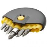 Zestaw narzędzi Pocket Pal czarny,Zólty 10411400
