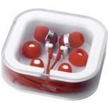 Kolorowe słuchawki Czerwony 10812802