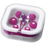 Kolorowe słuchawki Fioletowy 10812803