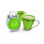 Zestaw do kawy/herbaty, kolor limona