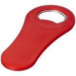 Otwieracz do butelek z magnesem Rally Czerwony 11260802