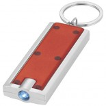 Brelok Castor z diodą LED Czerwony 11801201