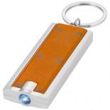 Brelok Castor z diodą LED Pomaranczowy przezroczysty 11801204