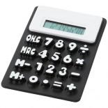 Kalkulator elastyczny Splitz czarny 12345400