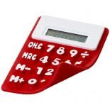 Kalkulator elastyczny Splitz Czerwony 12345401