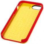 Etui LEGO® builder do iPhone'a 5/5S, Czerwony,Niebieski 12354000