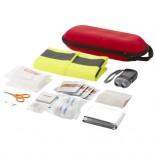 Zestaw pierwszej pomocy 47 części Czerwony 12601200