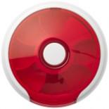 Pudełko na leki Rebecca bialy,Czerwony 12605200
