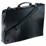 Torba konferencyjna czarna, materiał poliester 600d, kolor czarny 14312-02