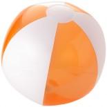 Piłka plażowa Pomaranczowy przezroczysty 19538620