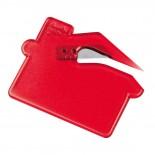 Nóż do otwierania listów, kolor czerwony 2241305