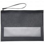 Piórnik z notatnikiem, kolor czarny 2746203