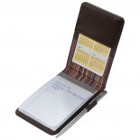 Notatnik, kolor brązowy 2762801
