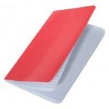 Notesik, kolor czerwony 2785605