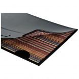 Elegancka teczka na dokumenty, kolor czarny 2848003