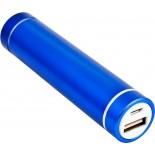 Power bank 2200 mAh, kolor granatowy 2874344