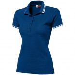 Erie ls tipping polo,Cl r b,2X Royal blue,bialy 31099475