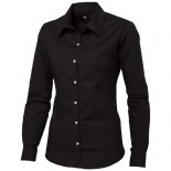 Damska koszula z długimi rękawami Aspen czarny 31168991