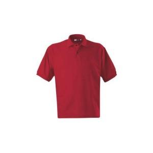 Polo Chelsea, kolor czerwony, rozmiar XXXX Large