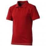 Polo Calgary dziecięce Czerwony,bialy 38082264