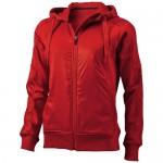 Bluza z kapturem Fraser damska Czerwony 39213250