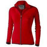 Damska kurtka polarowa Mani power fleece Czerwony 39481252