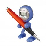 Zegarek-ludzik, kolor niebieski 4101904