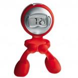 Zegarek-ludzik, kolor czerwony 4101905