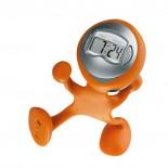 Zegarek-ludzik, kolor pomarańczowy 4101910