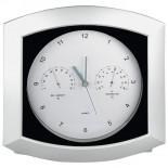 Zegar ścienny, kolor szary 4120307