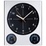 Zegar ścienny, kolor czarny 4121203