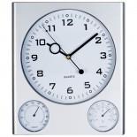 Zegar ścienny, kolor szary 4121307
