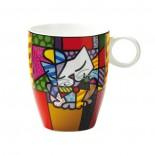 84,99, materiał porcelana, kolor barwny 42105