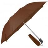 Parasol manualny, kolor brązowy 4518801