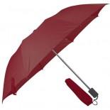Parasol manualny, kolor bordowy 4518802