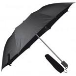 Parasol manualny, kolor czarny 4518803