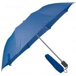 Parasol manualny, kolor niebieski 4518804