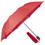 Parasol manualny, kolor czerwony 4518805