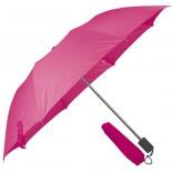 Parasol manualny, kolor różowy 4518811