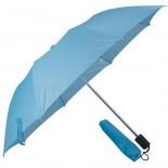 Parasol manualny, kolor jasno niebieski 4518824