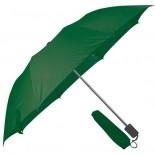 Parasol manualny, kolor ciemno zielony 4518899
