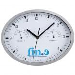 Zegar ścienny, kolor biały 4787106
