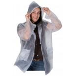 Płaszcz przeciwdeszczowy, kolor przeźroczysty 4910166