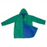 Płaszcz przeciwdeszczowy, kolor zielono-niebieski 4920549