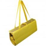 Mata plażowa, kolor żółty 5190308